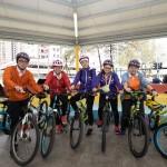 幼童軍單車章訓練班