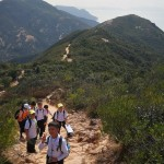 五年級幼童軍遠足日