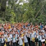 幼童軍戶外生態考察
