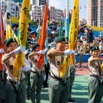 香港童軍總會九龍地域傑出旅團頒獎典禮